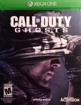 Call Of Duty Ghosts Xbox One Great Condition Complete Fast Shipping - $17.54