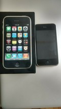 Apple iPhone 3GS - Black (AT&T) unlocked - *read* for parts or repair - $24.09
