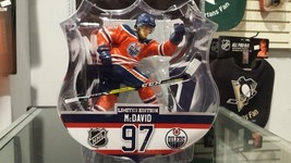 "2017-18 NHL Edmonton Oilers Connor McDavid 6"" Figure by Imports Dragon - $29.39"