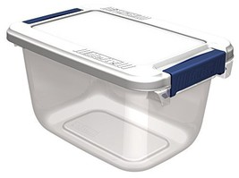 Hefty Storage Container Set of 8, 6.5 quart, Clear - €35,85 EUR