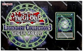 Yugioh Legendary Collection 3: Yugi's World Box Trading Card with The Se... - $47.73