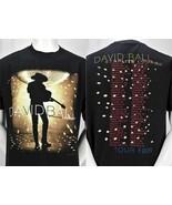 Vtg David Ball Country Music Starlight Lounge 1996 Tour Rodeo Giant T Shirt XL  - $49.45