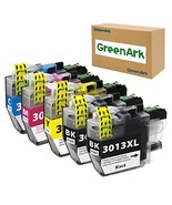 GREENARK Compatible Ink Cartridges Replacement for LC3013 LC 3013 LC3013... - $17.01