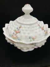 Fenton Milk Glass Bowl - $32.73