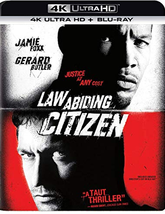 Law Abiding Citizen (4K Ultra HD+Blu-ray)