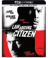Law Abiding Citizen (4K Ultra HD+Blu-ray) - $12.95