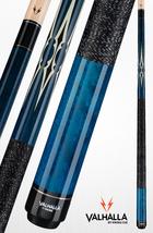 Blue VA231 Pro Taper Valhalla Viking Cue Billiard Pool Stick Lifetime Warranty - $87.99+