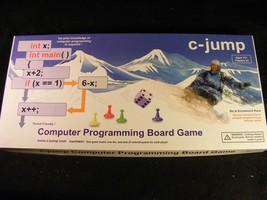 c-jump Ski & Snowboard Race Game from C-Jump (2005) Learn Computer Progr... - $19.39