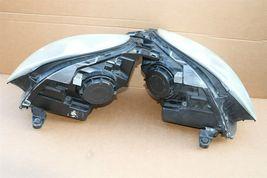06-08 Mercedes R320 R350 R500 W251 Halogen Headlight Lamps Set L&R image 6