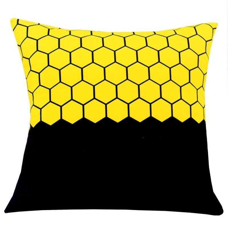 Ome pillow covers decorative pillows geometric velvet cushions home decor throw pillows for sofa