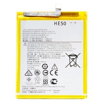 4850mAh Li-Polymer Battery HE50 for Motorola Moto E4 Plus / XT1775 - $25.90