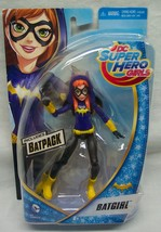 DC COMICS SUPER HERO GIRLS BATGIRL ACTION FIGURE TOY NEW - $14.85