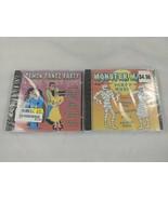 Monster Mash and Demon Dance Part CD Lot Sealed - $17.95