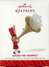 2014 Hallmark Keepsake Ornament - Sound the Trumpet! - Collectors Club L... - $3.95
