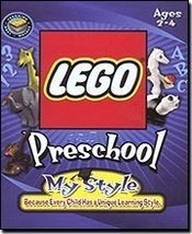 Lego Preschool My Style CD-ROM [Mac] - $17.00