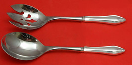 Mary Chilton by Towle Sterling Silver Salad Serving Set 2pc HH WS Custom - $149.00