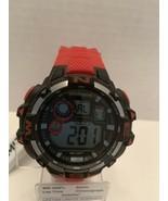 Armitron Sport Men's 40/8392RED Digital Chronograph Sports Watch 330ft W... - $24.95
