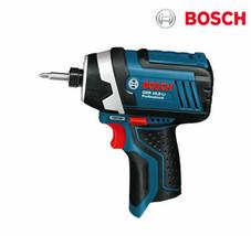 Bosch GDR 10.8V-LI Cordless Impact Driver No Retail Pack gdr 10,8-li body only image 1