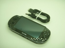 USED SONY PS Vita Console System PCH-1000 Wi-fi Model BLACK - $108.90
