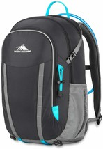 High Sierra HydraHike Hydration Pack Black/Slate/Pool 24L 122660-6853 - $34.99