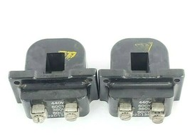 LOT OF 2 GENERAL ELECTRIC 22D135G4 COILS 440V 60CY 380V 50CY image 2