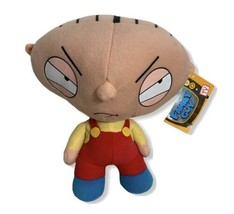 """NEW Official 9"""" Family Guy Stewie Plush Doll Toy Animated TV Series - $14.01"""
