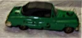 "Riddler Mobile 3"" DieCast 1995 Hasbro Inc. toy DC comics inc. image 10"
