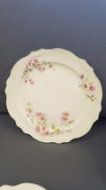 HOMER LAUGHLIN VIRGINIA ROSE LOT OF 5 LUNCHEON / DINNER PLATES MORE in s... - $24.95