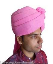 "Traditional Punjabi Turban Handmade Men Hat Wedding Pagri Pag Safa 23.6""  - $49.49"
