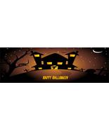 Halloween Banner H22-Digital ClipArt-Art Clip-Digital-Pumpkin-Bats-Ghost - $6.00