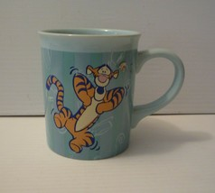 Winnie The Pooh  Tigger 20 ounce Java Time Large Coffee Disney Mug Cup - $15.84