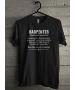 Carpenter Meaning - Custom Men's T-Shirt (2950) - $19.13+
