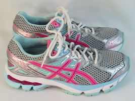 ASICS GT-1000 3 Running Shoes Women's Size 6.5 US Near Mint Condition - $62.48