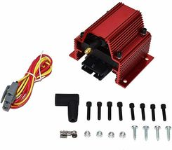 Chevy GM SBC R2R Small Distributor 283 305 327 350 383 400 8mm Spark Plug Wire image 7