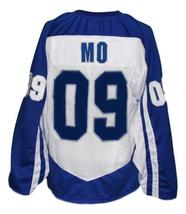 Any Name Number Team Israel Hockey Jersey White Any Size image 2