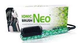The Neo Choice Square IONIC Heated Brush Brush Hot De-tangle Hair Straig... - $87.29