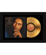 """Legend-Best of Bob Marley & Wailers""17x26 Framed 24kt Gold Album w/Albu... - $198.95"