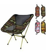 Ultralight Chairs Garden Al Chair Fishing Camping Removable Folding Furn... - $67.96+