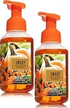 Bath & Body Works Sweet Cinnamon Pumpkin Gentle Foaming Hand Soap (2-Pack) - $19.69