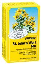 St John's Wort Herbal Teabags 15 filterbags (30g) - $6.62