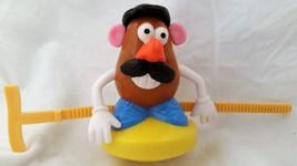Disney Mr Potato Head Burger King Kids Club Toy Top - $4.98