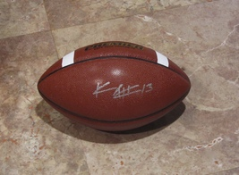 KEENAN ALLEN AUTOGRAPHED HAND SIGNED FOOTBALL SPALDING San Diego CHARGERS w/COA  image 3