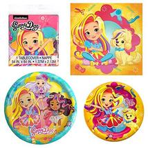 Unique Sunny Day Birthday Party Supplies and Decorations | Dinner and Dessert Pa - $8.86