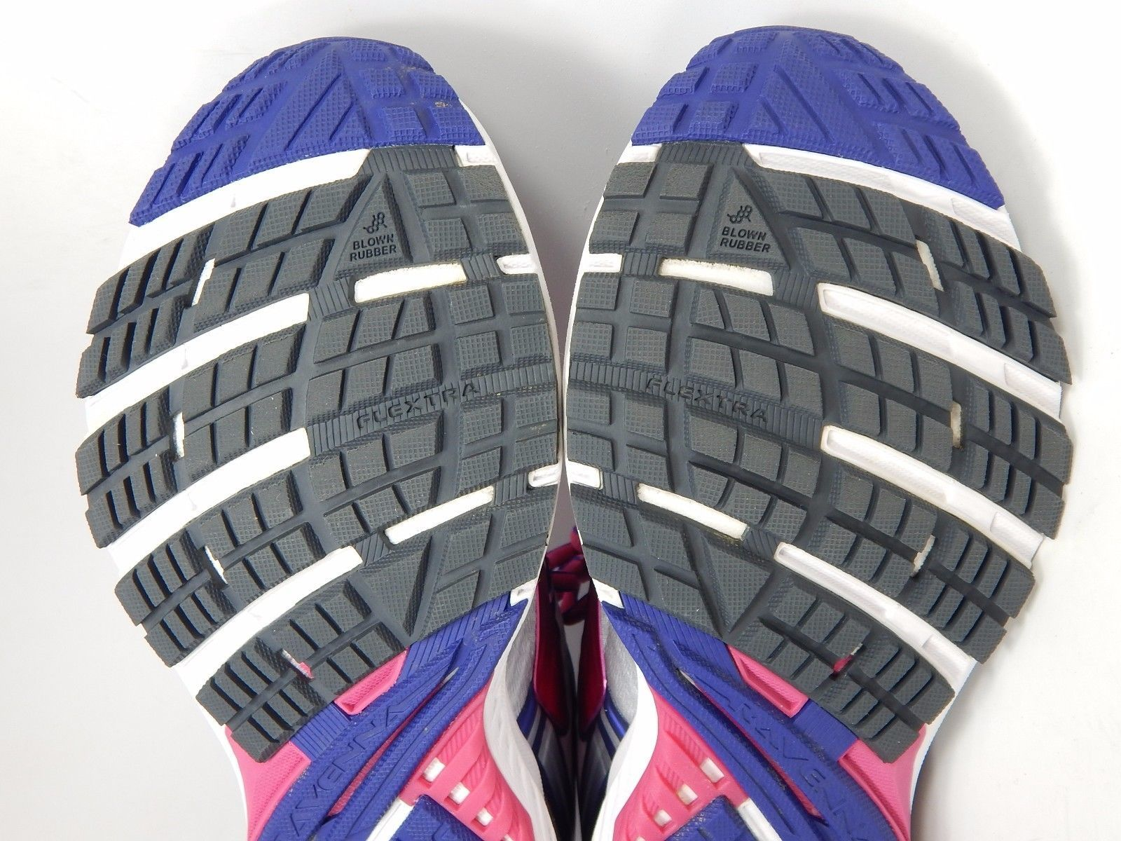 Brooks Ravenna 8 Women's Running Shoes Size US 8 M (B) EU: 39 Silver 1202381B089