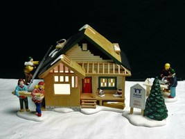 A Home in the Making - Department 56 - Original Snow Villages-(R) MINT - $34.65