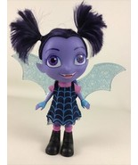 "Vampirina Bat-Tastic Talking Light Up 12"" Doll Disney Vampire Wings Just... - $29.65"
