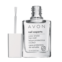 Avon Nail Experts Color Shield Top Coat - $6.99