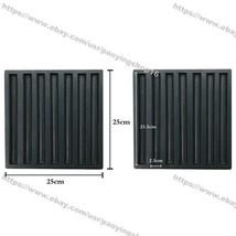 Commercial Use Nonstick 7pcs 23cm Baked Churro Mold Plate - $163.35