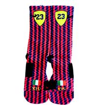 Custom Sport Car Nike Elite Socks ALL Sizes FAST SHIPPING - $23.99