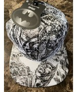 D.C. Collection Jim Lee Batman Snapback Hat. Brand New. One Size Fits All. - $39.59